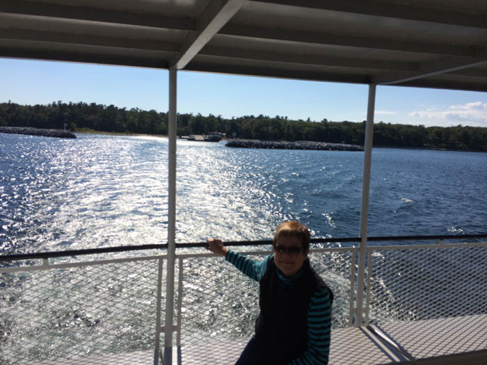 Washington Island WI Ferry