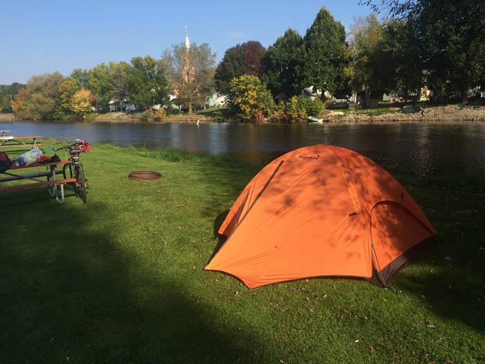 Oconto WI Campground