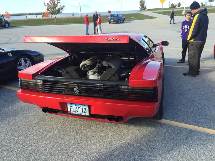 Classic Car Show in WI