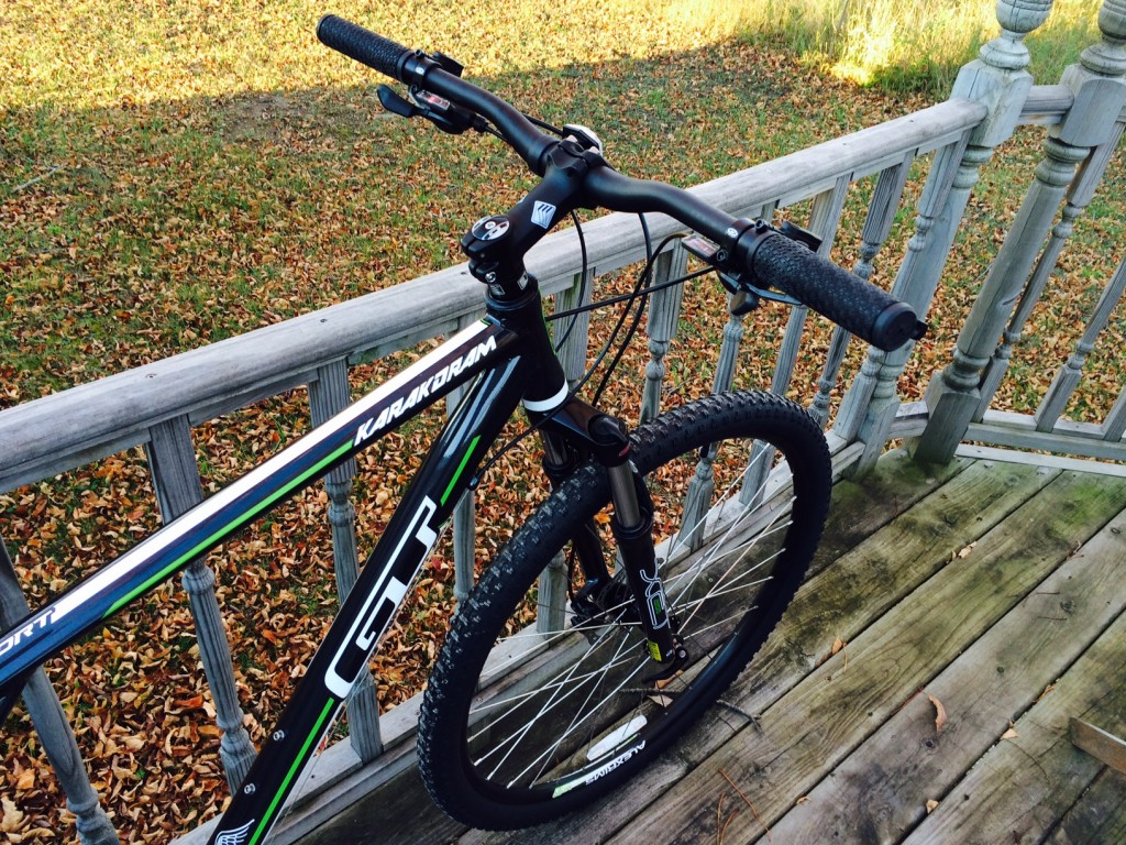 GT Karakoram Hardtail Trail Bike
