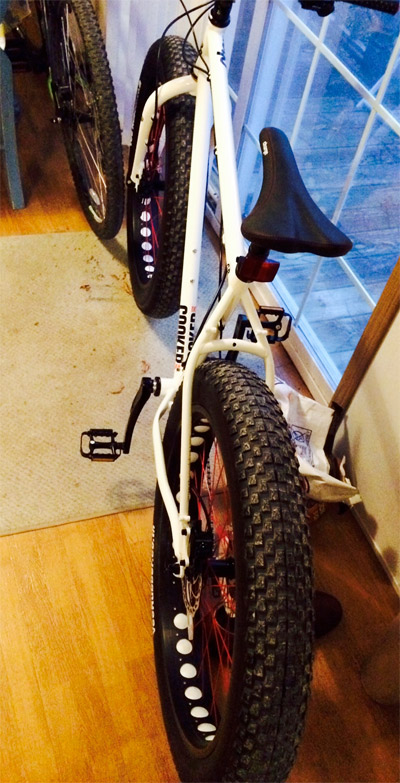 2014 charge cooker maxi 2 fat bike