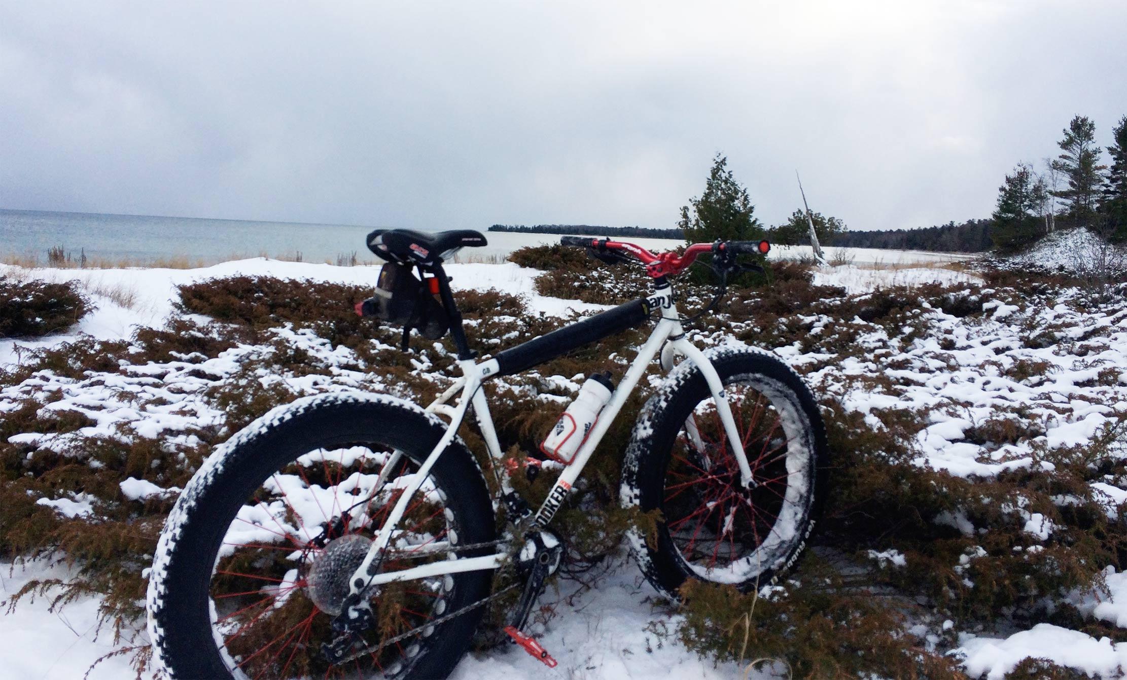 Winter Biking/Clothing….