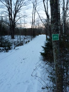 state park access restricted to snow bikers