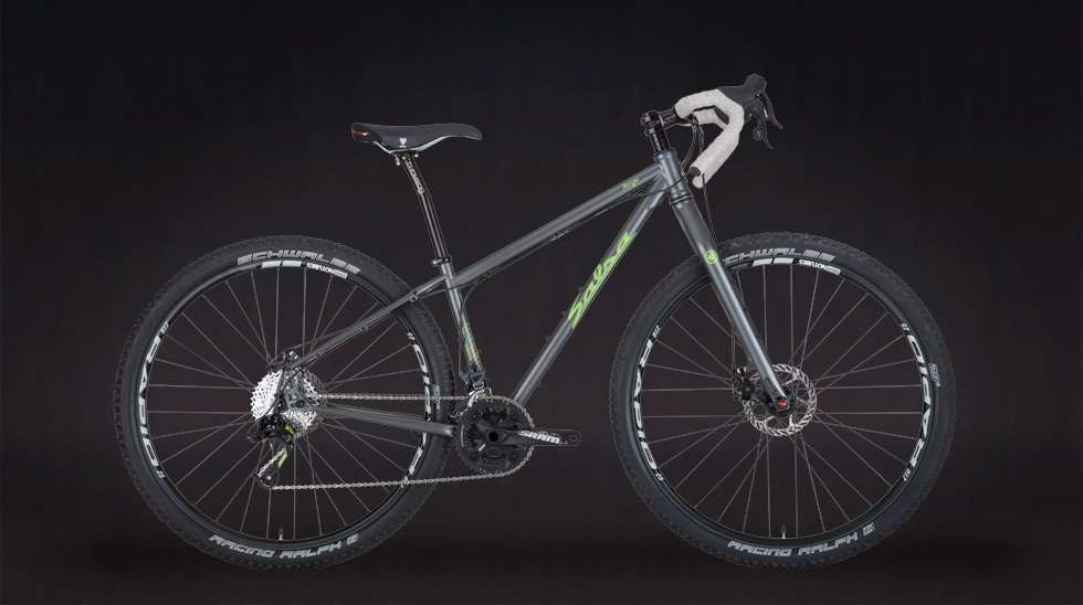 Salsa Fargo 2 Adventure Bike
