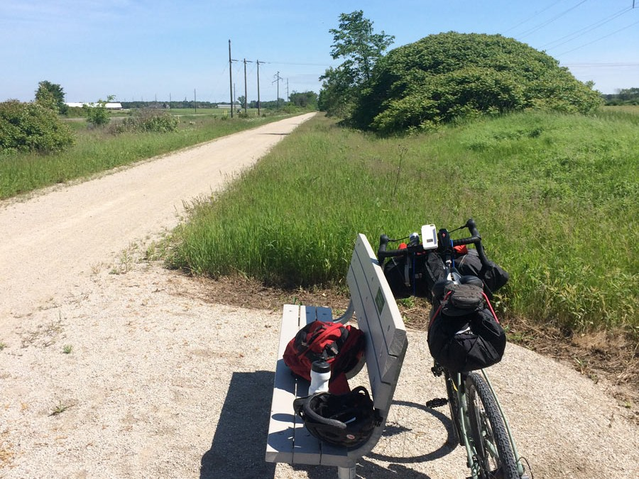 Ride Report – Overnight Trip to Stockbridge WI.
